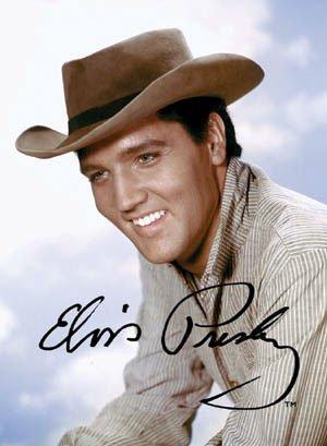 cowboy Elvis