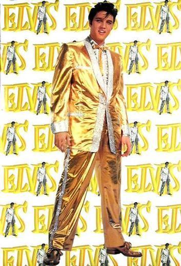 Golden Elvis