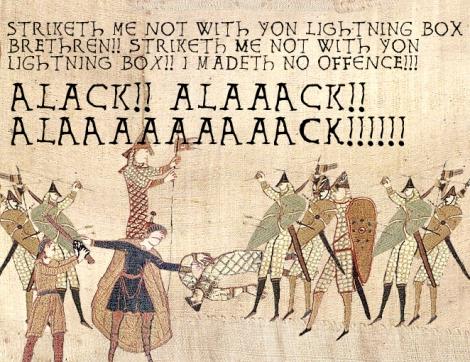Alaack!
