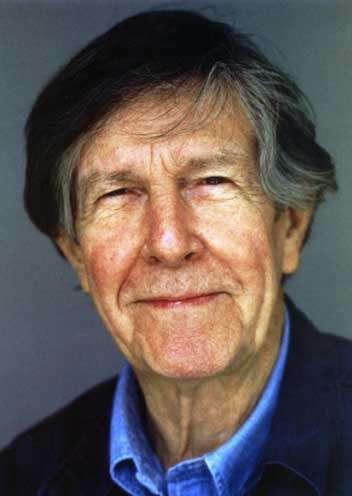 Mr John Cage