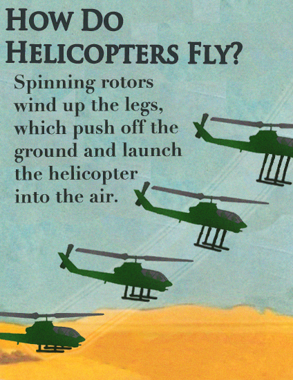 The Truth About Helicopters