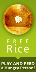 FreeRice - For each word you get right, we donate 20 grains of rice to the United Nations World Food Program