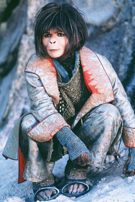 I actually had a crush on her - AND I saw her do the monkey thang on Parky - I am mean because she rejected me!