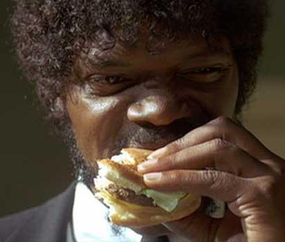that is one tasty burger