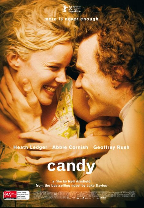 Candy - see Heath Ledger cottaging