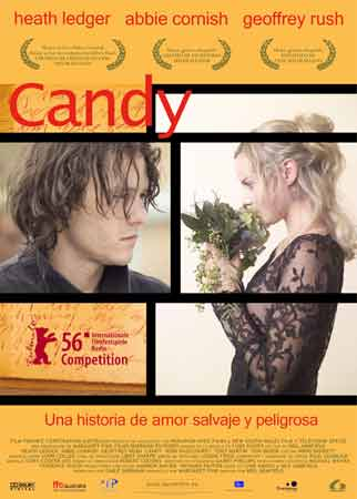 Spanish Candy - is that Candida?