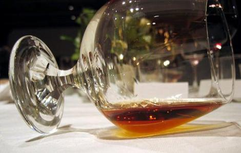 Cognac for Mr Liotta