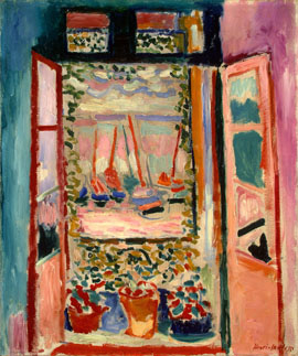 matisse - open window - need we say more?