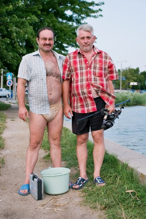 Rodolphe & Johann Rudolf in happier times