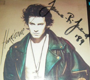 James Freud's autograph