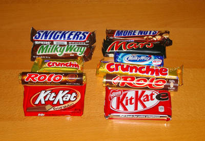The extortionist claimed to have poisoned seven Mars and Snickers bars at random stores